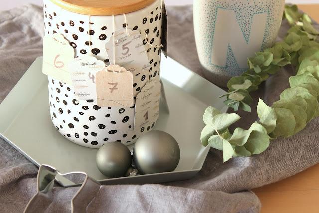 DIY Tee-Adventskalender mit Fotos aus dem Jahr Jules kleines Freudenhaus