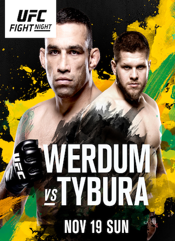 UFC Fight Night 121 WEB-DL 480p 800MB