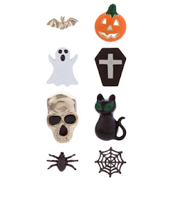 Halloween Stud Pack - Accessorize - Halloween Jewellery