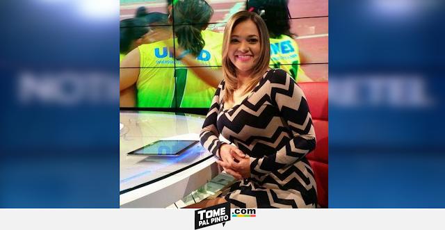 Gabriela Jiménez de Repretel denuncia sobre Fotos y videos
