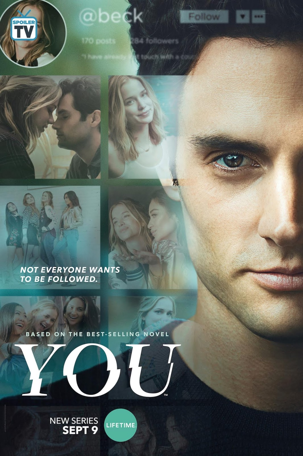 YOU Temporada 1 HDTV 720p- 480p [English]