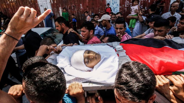 ONU advierte a Israel: Los niños no son un blanco de tiro