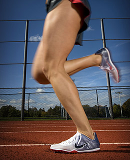 Running Shoes Are Generally Divided Into Five Basic Types Depending On