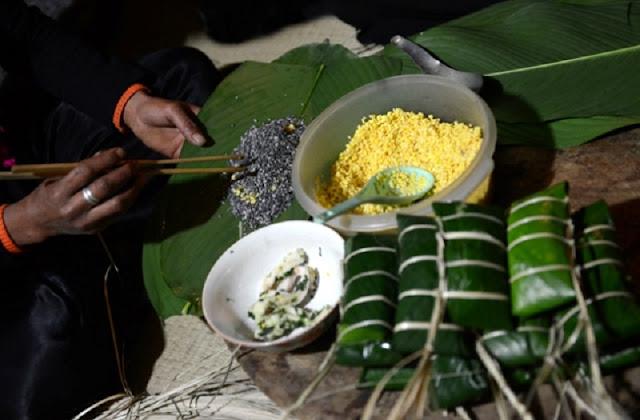 Traditional Khu Cu Te festival of La Chi ethnic group, Ha Giang 3