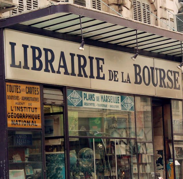 Librairie de la Bourse Marseille