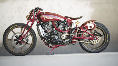 Indian Scout Custom by Roland Sands Design
