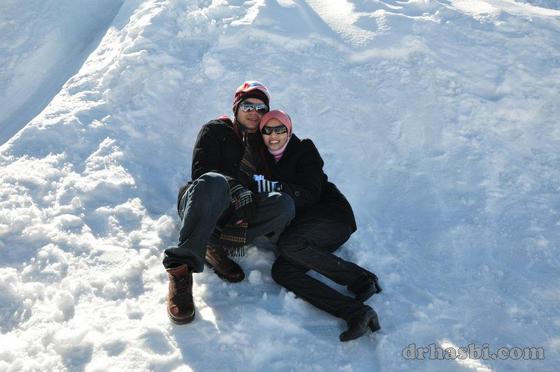 Melancong percuma ke Mount Titlis Switzerland bersama CDM Adibah