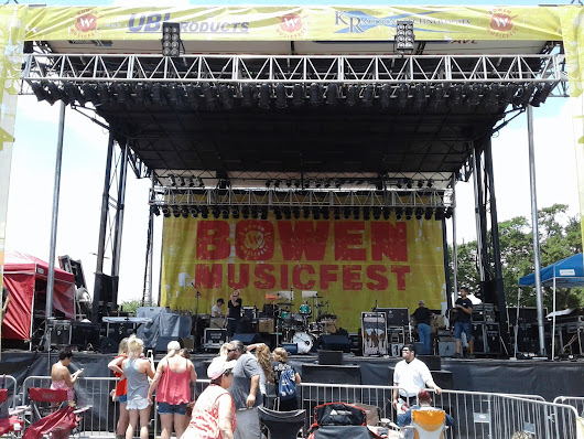 What To Expect At The Bowen MusicFest!
