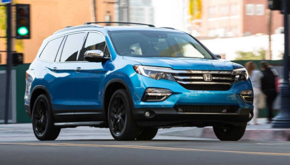 2018 Honda Pilot Performance