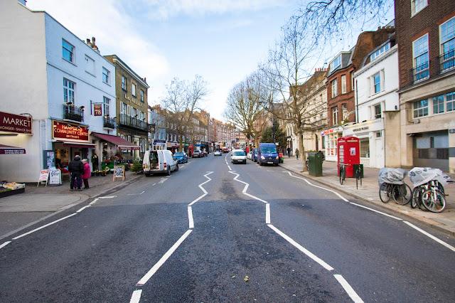 Hampstead-Londra