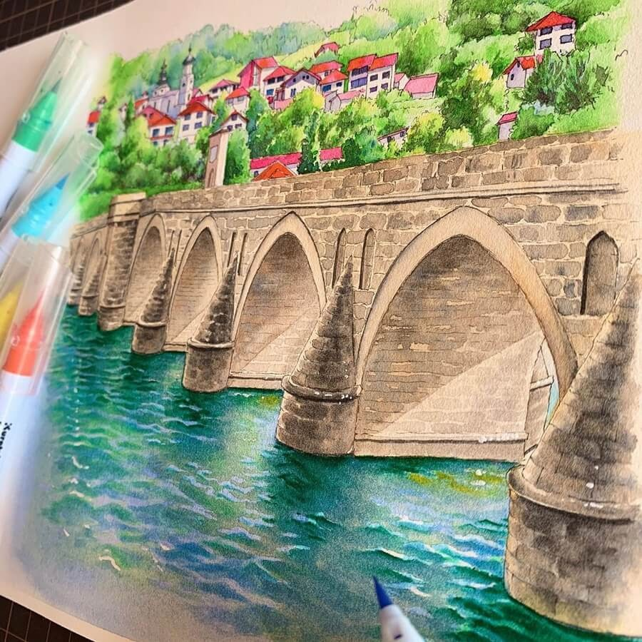 09-Mehmed-Paša-Sokolović-Drawings-Rihiko-www-designstack-co