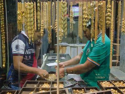 أسعار الذهب, الذهب اليوم, جرام الذهب, غرفة القاهرة التجارية,