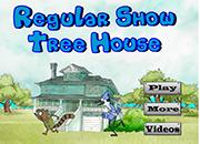 Regular Show Three House