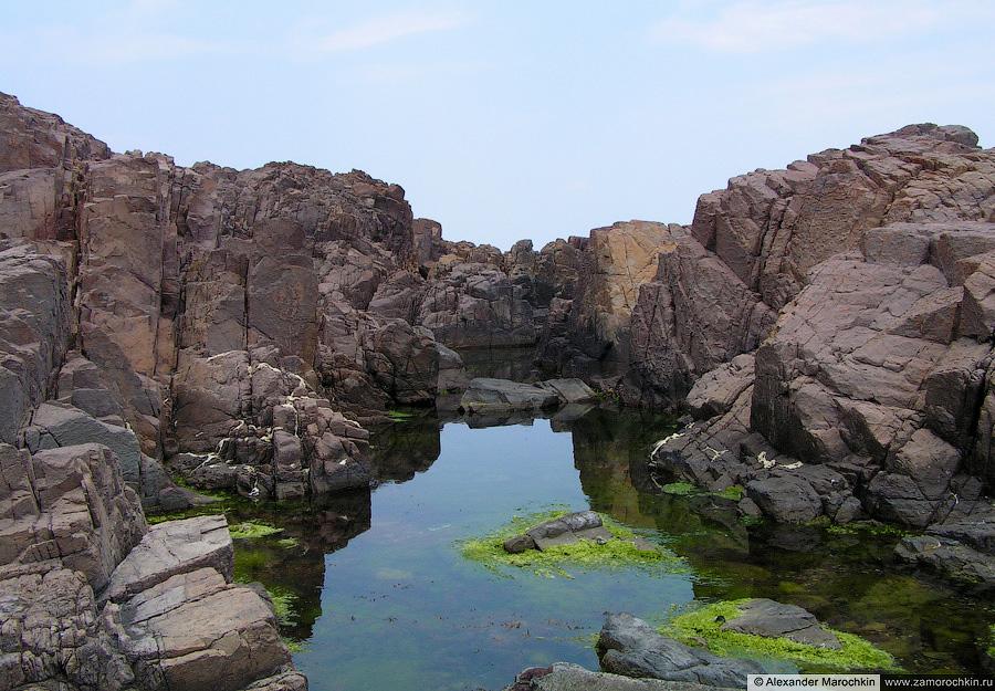 Чёрные скалы Созополя   Black Rocks of Sozopol