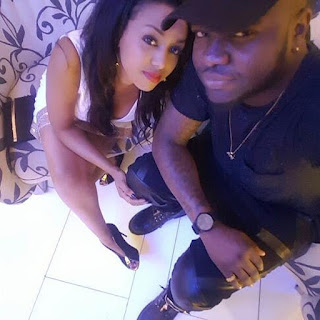 Rapper Skales disables comments after sharing photos of Him and his girlfriend, Leyla Konjo on Instagram