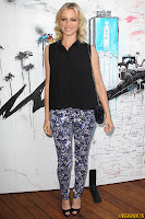Amy Smart Sunset Strip The Movie Screening at CIROC Cabana Club