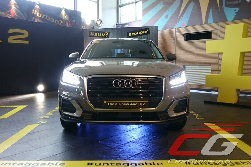 2018 audi q2. perfect 2018 the audi q2 is now available in 6 colors mythos black glacier white  quantum gray tango red vegas yellow and coral orange prices start at p 2780000 on 2018 audi q2