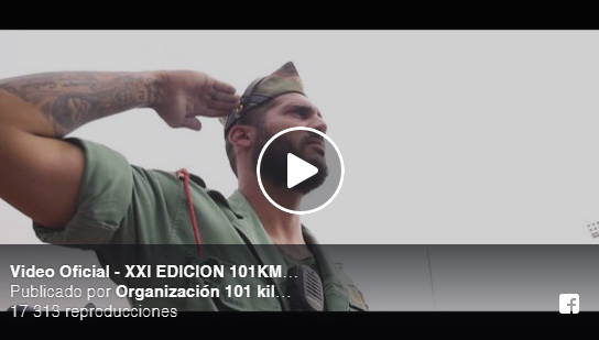 Vídeo 101 km Ronda