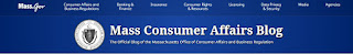 MA Consumer Affairs header