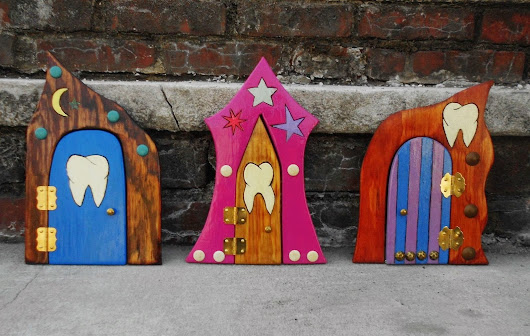 Tooth Fairy Doors!