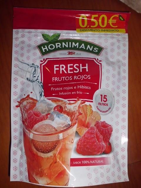 Fresh Frutos Rojos e Hibisco
