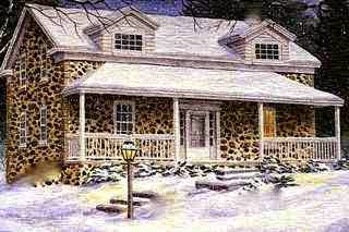 House Winter Energy Saving Tips