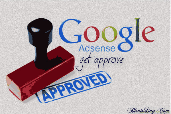 approve oleh google adsense