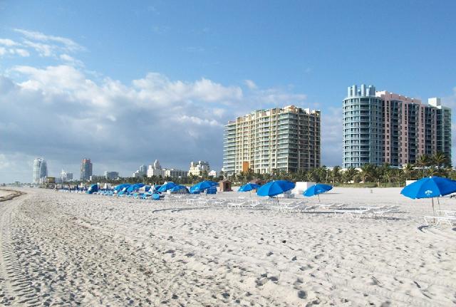 Praia em Orlando