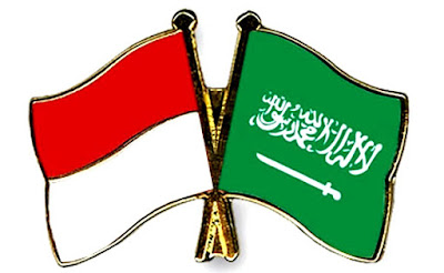 ARAB SAUDI VS INDONESIA