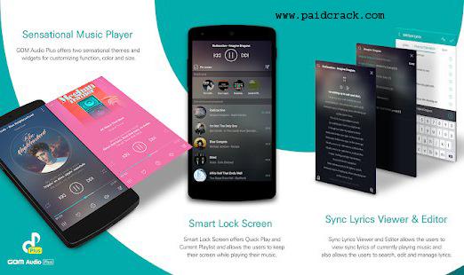 GOM Audio Plus APK 2.2.6 full