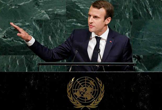 """Canciller Arreaza pide a Emmanuel Macron """"no inmiscuirse en asuntos venezolanos"""""""