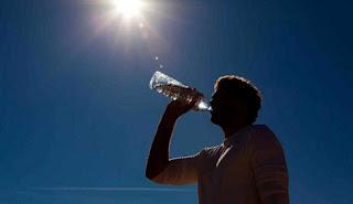 οδηγίες για την πρόληψη της ηλίασης και της θερμοπληξίας