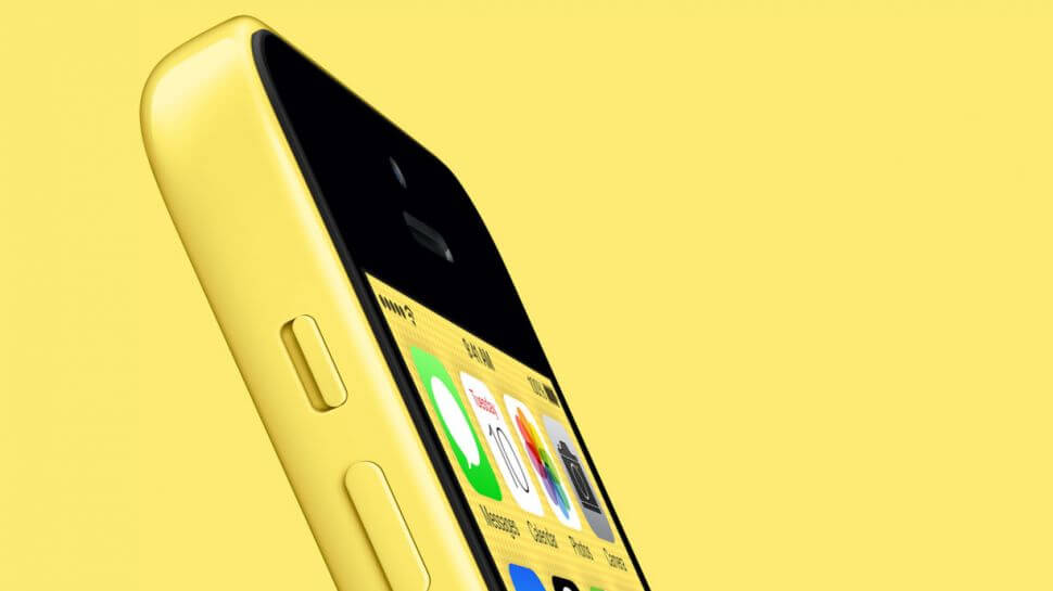 iPhone Colors May Include Flash Yellow