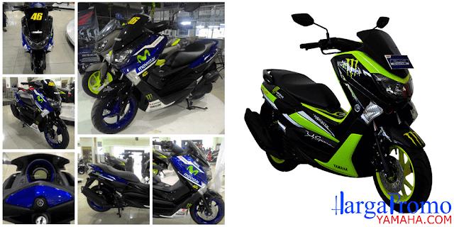 Harga Modifikasi Yamaha NMax Non ABS Custom