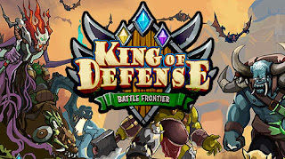 Download King of Defense The Last Defender v1.0.95 Mod Apk