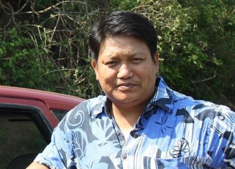 GJM Swaraj Thapa