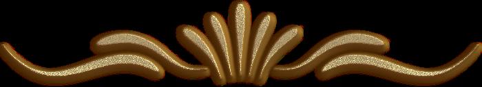 Картинки по запросу клипарт-золотой разделитель