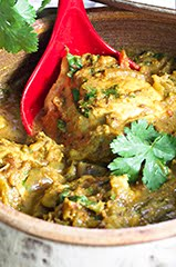 Mama Jay's Jeera (Cumin) Chicken Curry