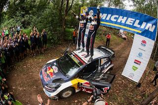 WRC - Sexta temporada consecutiva con Ogier e Ingrassia como campeones del mundo