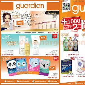 Katalog Promo Guardian 15 - 21 Maret 2018