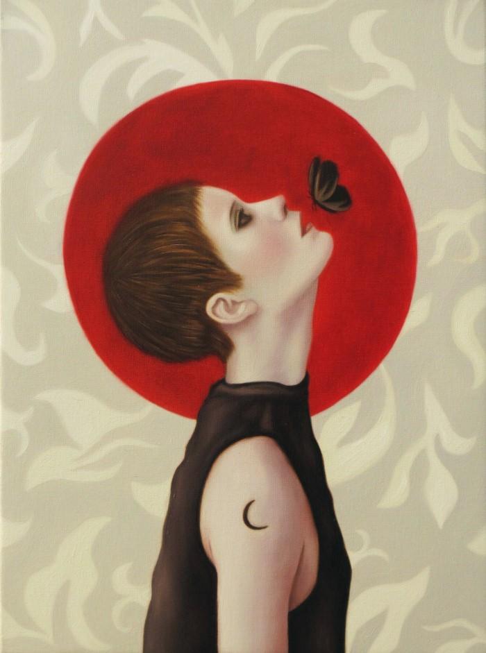 Перуанский художник. Judith Vergara