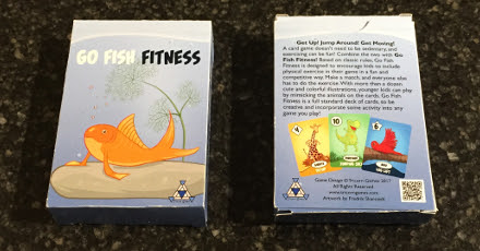 Go Fish Fitness - Getting Kids Moving