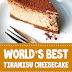 World's Best Tiramisu Cheesecake #dessert #tiramisu