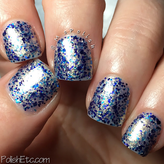 Whimsical Ideas by Pam - Holiday 2018 - McPolish -Eight Nights