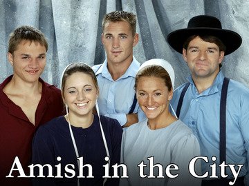 Amish Out Of Order.Jany Claire Amish All Around