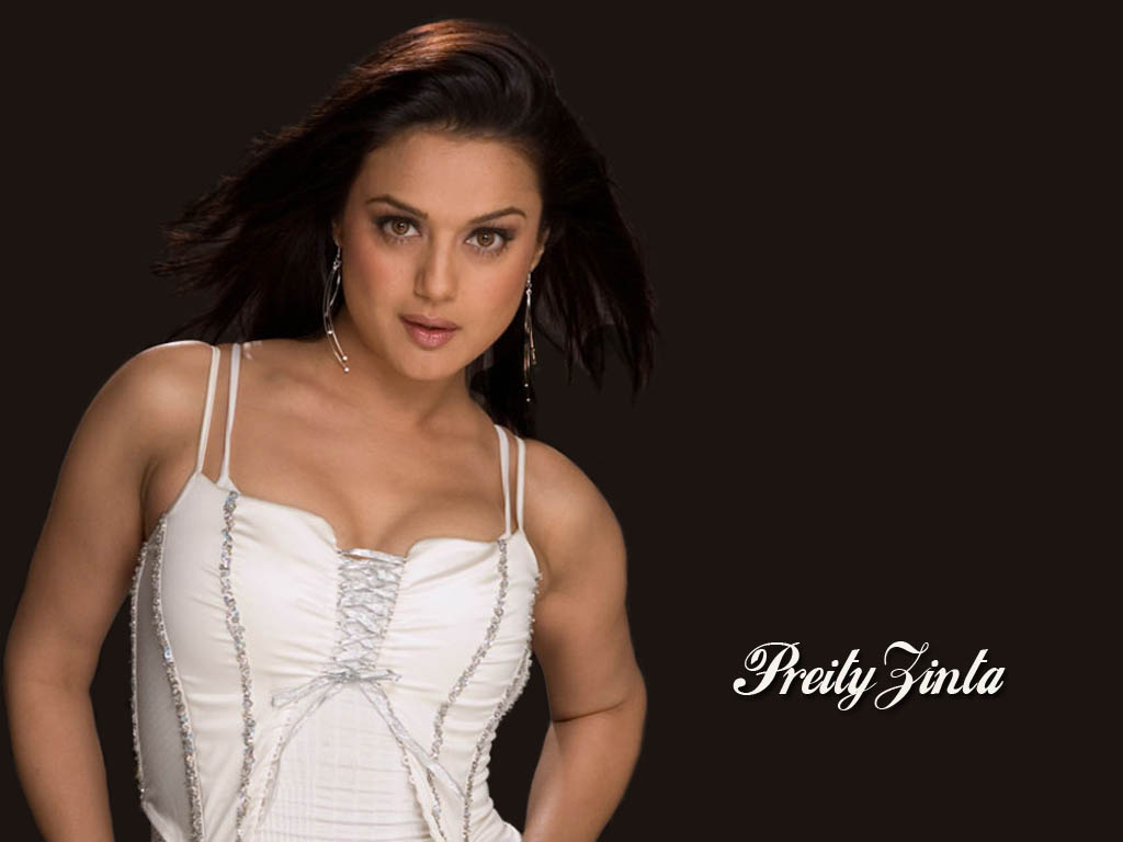 Sexy Picture Of Preity Zinta