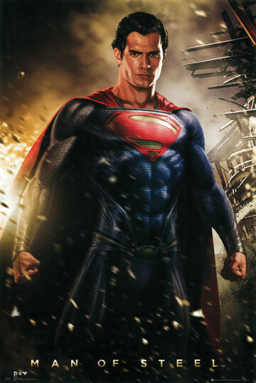Man of Steel 2013 Dual Audio Hindi 500MB BluRay 480p ESubs