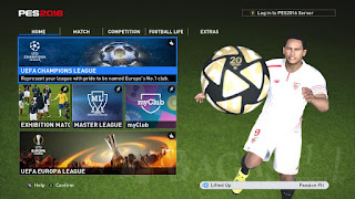 PES 2016 for PC