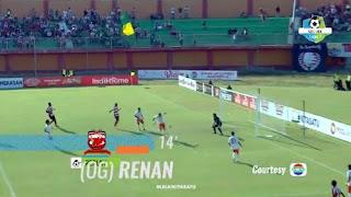 Madura United Kalah 1-2 dari Borneo FC