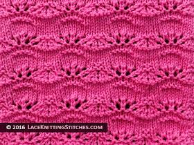 Lace Chart #19